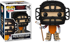 Stranger Things - Dustin in Hockey Gear US Exclusive Pop! Vinyl Figure