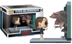 Stranger Things - Eleven & Demogorgon TV Moments Pop! Vinyl Figure 2-Pack
