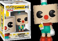 Cuphead - Cuppet Pop! Vinyl Figure