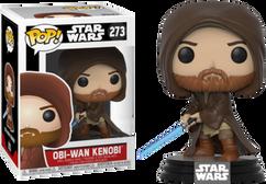 Star Wars - Obi-Wan Kenobi Hooded US Exclusive Pop! Vinyl Figure