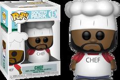 South Park - Chef Pop! Vinyl Figure