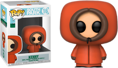 South Park - Kenny Pop! Vinyl Figure