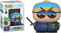 South Park - Cartman Cop Pop! Vinyl Figure