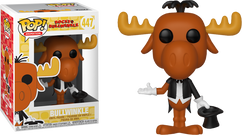 Rocky & Bullwinkle - Magician Bullwinkle Pop! Vinyl Figure
