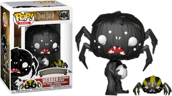 Don't Starve - Webber with Warrior Spider Pop! Vinyl Figure