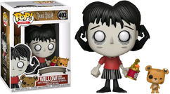 Don't Starve - Willow with Bernie Pop! Vinyl Figure