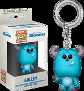 Monsters Inc. - Sulley Pocket Pop! Vinyl Keychain