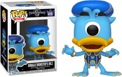 Kingdom Hearts 3 - Donald Monster's Inc. Pop! Vinyl Figure