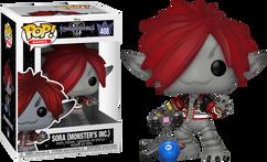 Kingdom Hearts III - Sora Monster's Inc. Pop! Vinyl Figure