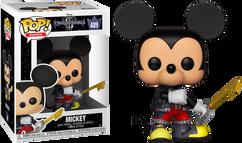 Kingdom Hearts III - Mickey Pop! Vinyl Figure