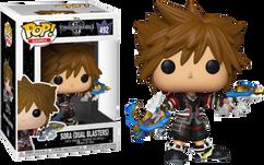 Kingdom Hearts III - Sora with Dual Blasters US Exclusive Pop! Vinyl Figure