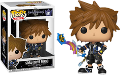 Kingdom Hearts 3 - Sora Drive Form US Exclusive Pop! Vinyl Figure