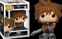 Kingdom Hearts III - Sora Pop! Vinyl Figure
