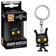 Kingdom Hearts III - Shadow Heartless Pocket Pop! Vinyl Keychain