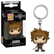 Kingdom Hearts III - Sora Pocket Pop! Vinyl Keychain