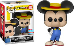 Disney - Little Whirlwind Mickey Mouse 90th Anniversary NYCC18 Pop! Vinyl Figure
