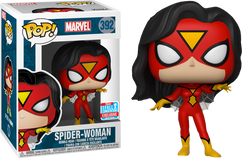 Spider-Man - Classic Spider-Woman NYCC18 Exclusive Pop! Vinyl Figure