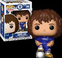 EPL Football (Soccer) - David Luiz Chelsea Pop! Vinyl Figure