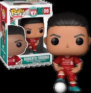 EPL Football (Soccer) - Roberto Firmino Liverpool Pop! Vinyl Figure