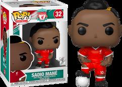 EPL Football (Soccer) - Sadio Mané Liverpool Pop! Vinyl Figure