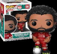 EPL Football (Soccer) - Mohamed Salah Liverpool Pop! Vinyl Figure
