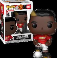EPL Football (Soccer) - Paul Pogba Manchester United Pop! Vinyl Figure
