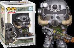 Fallout - T-51 Power Armor Pop! Vinyl Figure