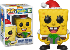 SpongeBob SquarePants - SpongeBob SquarePants Christmas Holiday Pop! Vinyl Figure