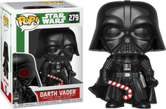 Star Wars - Darth Vader Christmas Holiday Pop! Vinyl Figure
