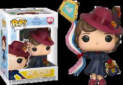 Mary Poppins Returns - Mary Poppins with Kite Pop! Vinyl Figure