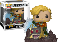Aquaman - Aquaman Jim Lee Collection Deluxe US Exclusive Pop! Vinyl Figure