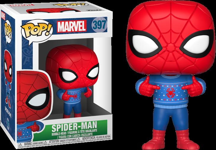 Action- & Spielfiguren The Lizard Funko Pop Vinyl Figure Spider-Man Marvel Exclusive
