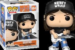 Wayne's World - Wayne Pop! Vinyl Figure