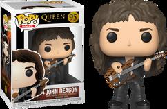 Queen - John Deacon Pop! Vinyl Figure
