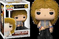 Queen - Roger Taylor Pop! Vinyl Figure
