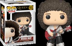 Queen - Brian May Pop! Vinyl Figure