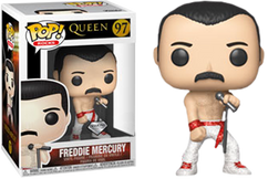 Queen - Freddie Mercury Diamond Glitter US Exclusive Pop! Vinyl Figure