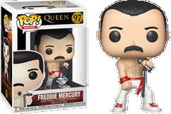 Queen - Freddie Mercury Diamond Glitter US Exclusive Pop! Vinyl Figure