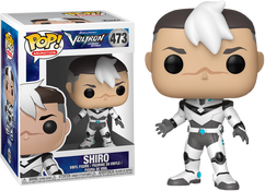 Voltron: Legendary Defender - Shiro Pop! Vinyl Figure