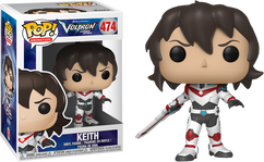 Voltron: Legendary Defender - Keith Pop! Vinyl Figure