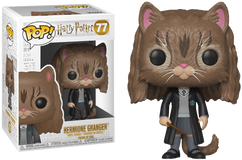 Harry Potter - Hermione Granger as Cat Pop! Vinyl Figure