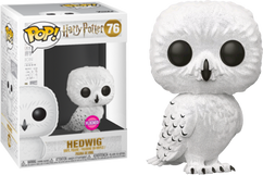 Harry Potter - Hedwig Flocked US Exclusive Pop! Vinyl Figure