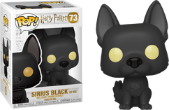 Harry Potter - Sirius Black as Dog Pop! Vinyl Figure