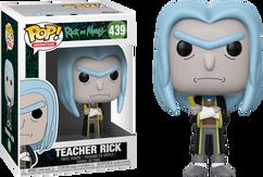 Rick and Morty - Teacher Rick Pop! Vinyl Figure