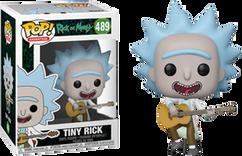 Rick and Morty - Tiny Rick US Exclusive Pop! Vinyl Figure