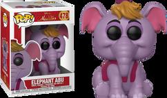 Aladdin - Elephant Abu Pop! Vinyl Figure