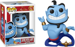 Aladdin - Genie with Lamp Pop! Vinyl Figure