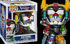 """Voltron: Legendary Defender - Voltron 6"""" Super Sized Pop! Vinyl Figure"""