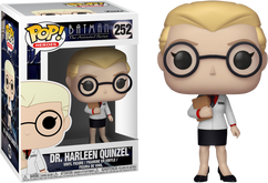 Batman: The Animated Series - Dr. Harleen Quinzel US EXCLUSIVE Pop! Vinyl Figure