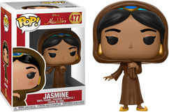 Aladdin - Jasmine in Disguise Pop! Vinyl Figure